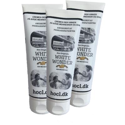 White Wonder tube